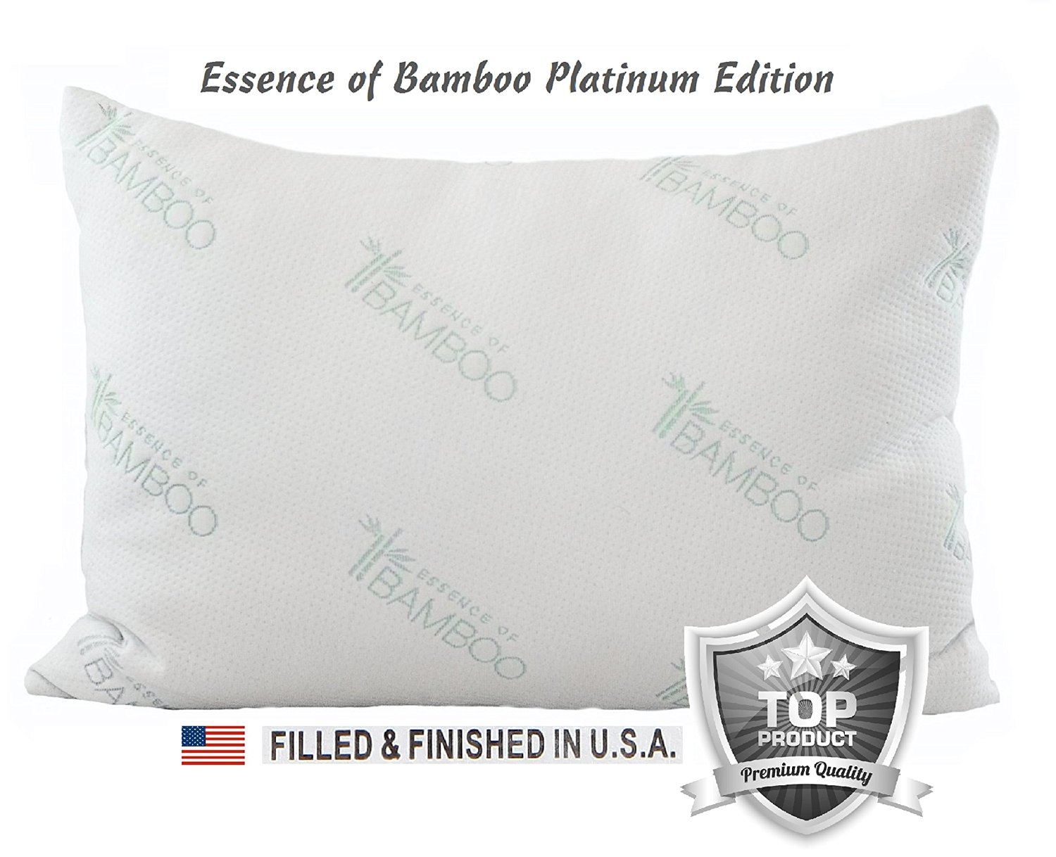 Essence Of Bamboo Pillow Platinum Edition