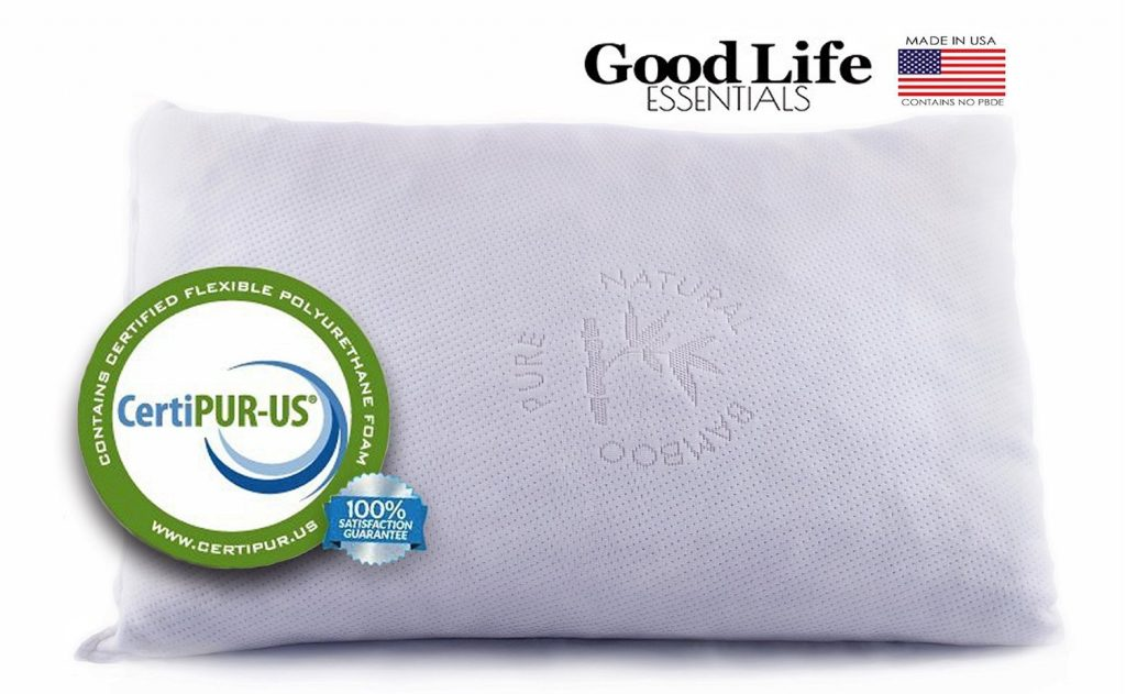 Good Life Essentials Pillow