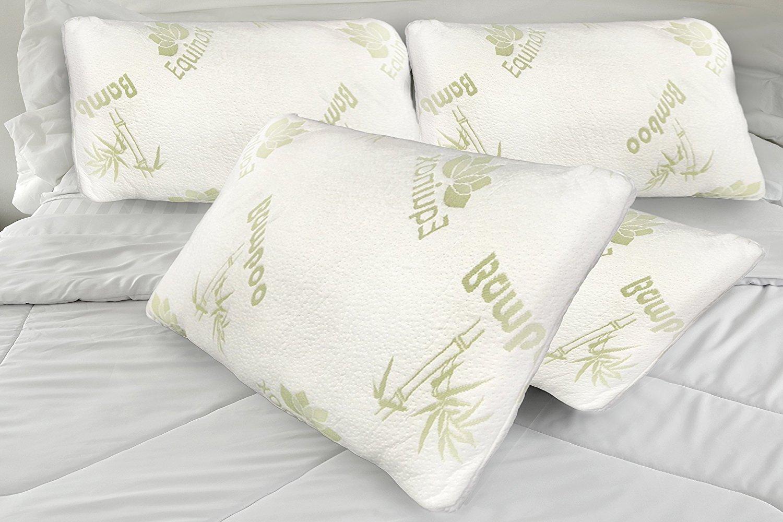 How To Sleep On Memory Foam Contour Pillow