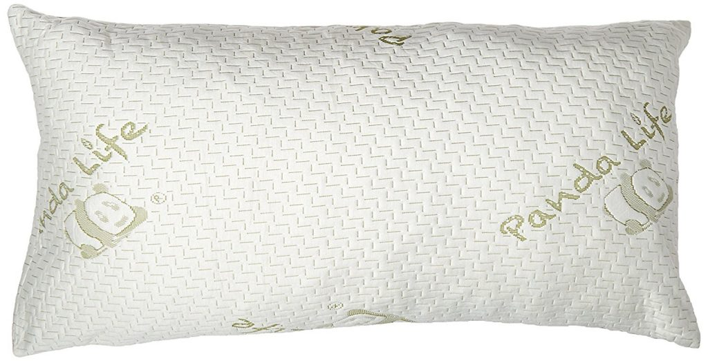 Panda Life Bamboo Pillow