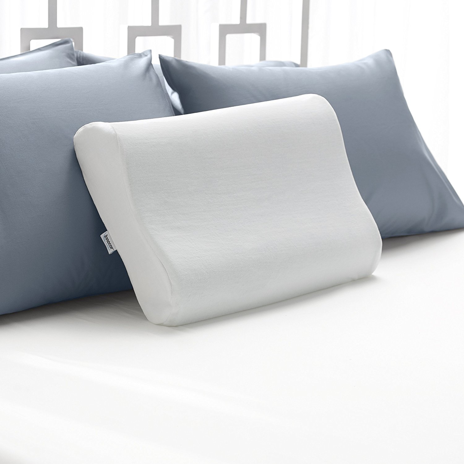 Sleep Innovations Contour Pillow Bamboo Pillow Reviews