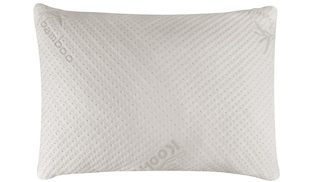Snuggle-Pedic Ultra-Luxury Bamboo Pillow