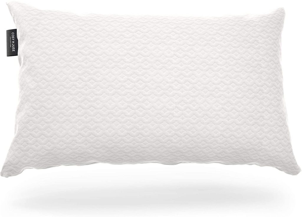 Cosy House Luxury Bamboo Pillow - Shredded Memory Foam 3